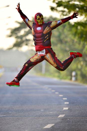 Surin half marathon 2019 Thailand . iron man nikon d610 nikon af-s 300mm f4d Ironman Marathon Thailand Marathonrunner Marathon Runner Spiderman ♥
