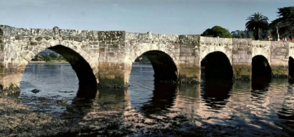 Puente romanico de A Ramallosa