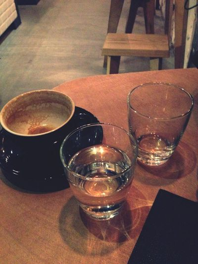 最好喝的咖啡,見習中⋯