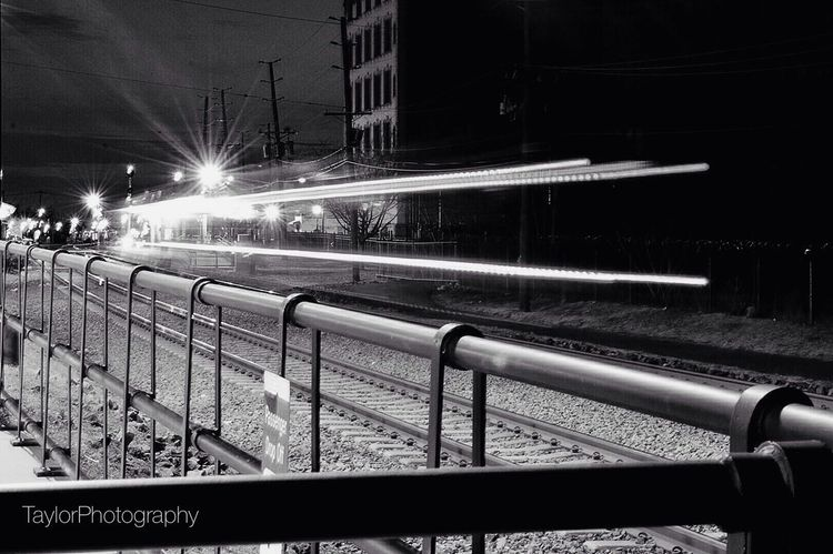?? Train Station Train Tracks Nikon Taylorphotography