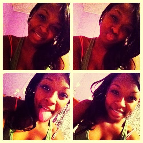 Thought I was cute (:
