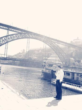 D'Ouro Architecture Eyem Porto Man Rio Douro