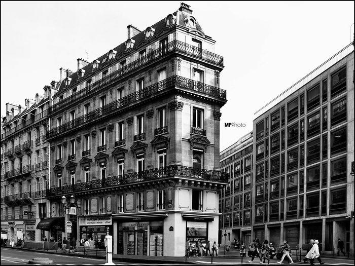 On the road - Paris Bw_collection EyeEm Best Shots - Black + White Black & White Architecture_bw