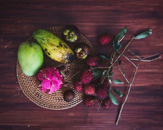 SEA fruits.
