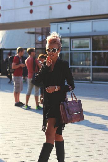 Fashion Otd Berlin Fall Time