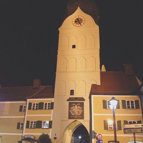 Discover Your City Schöne Turm in Erding