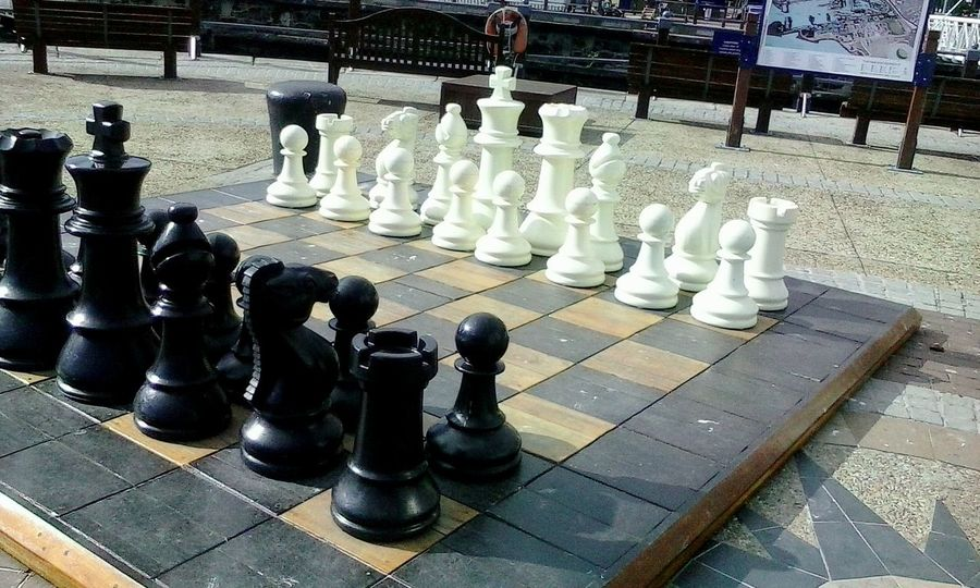 Chess Chessboard Tourism Eye4photography  Ilovecapetown V&A Waterfront South Africa