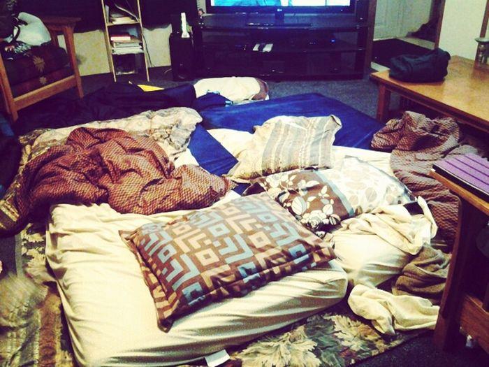 Sleep Over ;D