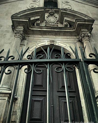 A church entrance in my town, Lamego, Portugal Churches Church Douro  Old Hello World Lamego Portugal Beautiful Amazing World