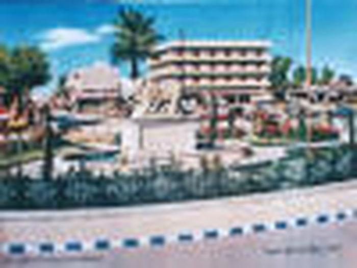 البصرة ساحة اسد بابل..العشار
