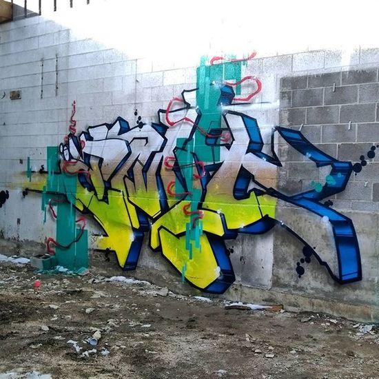 Graffiti Graffhunter Rsa_graffiti Instagraffiti Denvergraffiti Streetart Denverstreetart 12ozprophet Sprayart Aerosolart Emit