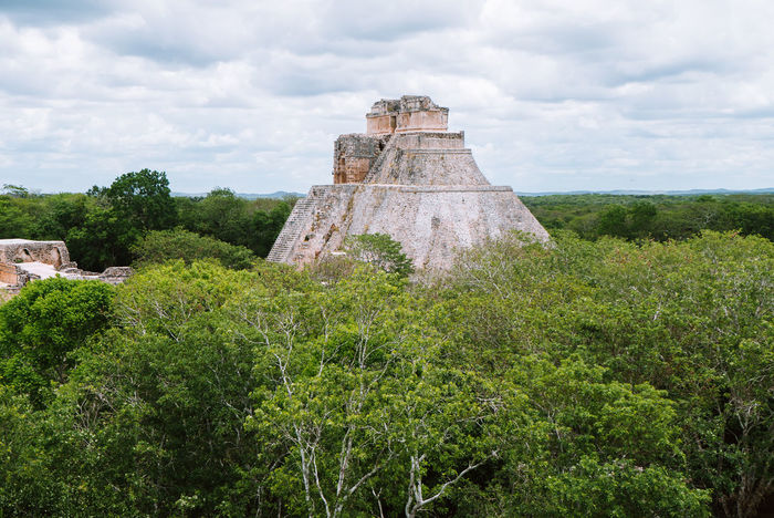 The Pyramid of the Magician in Uxmal, Yucatan, Mexico Ancient Antique Archeology God Mayan Mexico Monuments Pyramid Ruins Tourist Travel Uxmal Adivino Civilisation Culture Cultures Heritage History Magician Maya Nunnery Puuc Religion Soothsayer Unesco First Eyeem Photo
