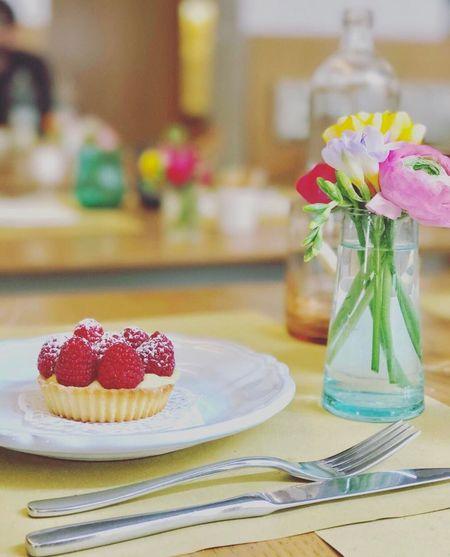 Dessert Flower