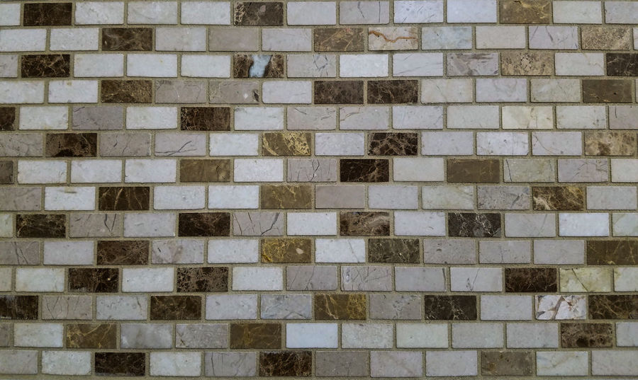 Full Frame Backgrounds Pattern No People Close-up White Wall Tiled Wall Grouted Architecture Built Structure Decoration Design Interior Design Style Interior Grout Tiles Repetition Indoors  Bathroom Shower Marble Rectangles Texture
