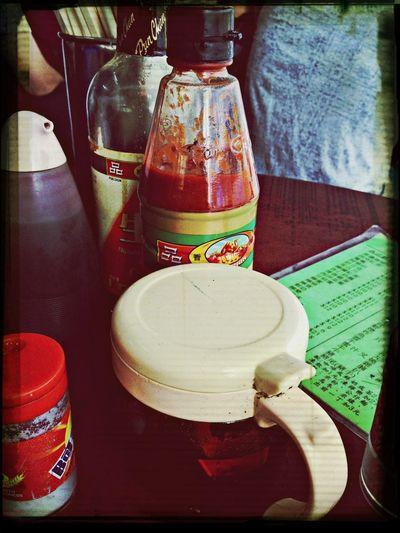 大排檔 #breakfast