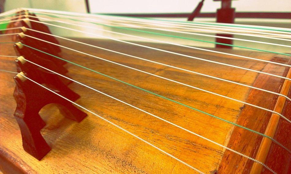Chinese Music Instruments Guzheng