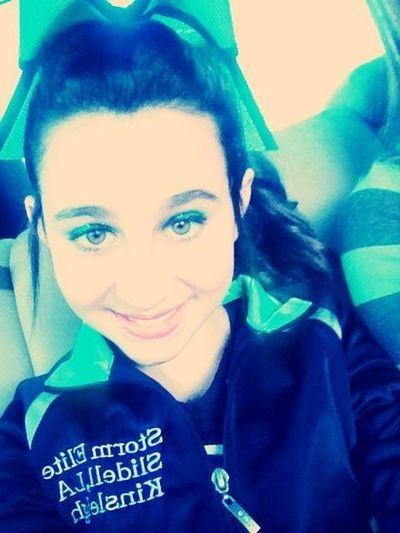 On My Way To Cheer Competition