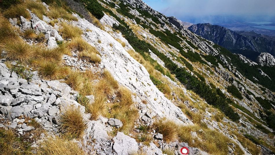 Outdoors Day Nature Full Frame No People Sky Landscape Beauty In Nature Mountain Close-up velebit