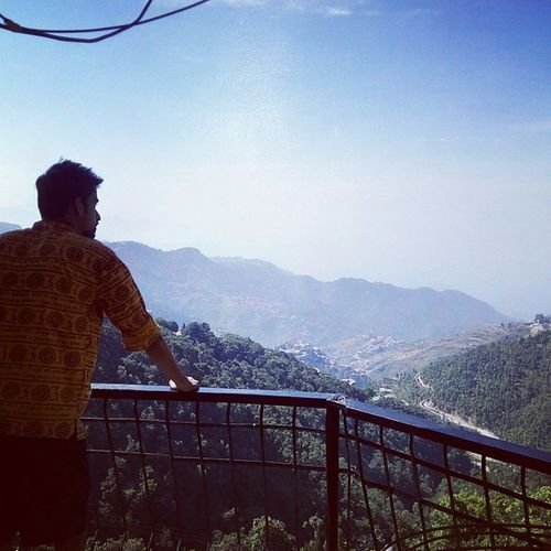 Mussoorie Morning Wanderlust Thosevibes Nature GreatTimes