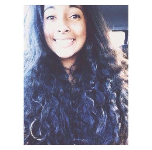 starting Fashion Hair Curlyhair Smiling That's Me