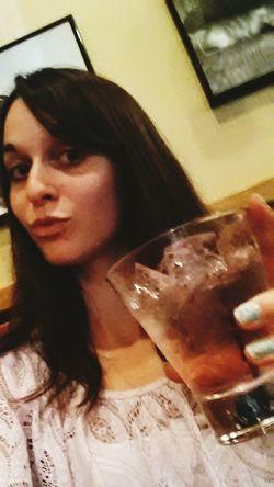 Drinking Browneyedgirl Brunette Brown Eyes