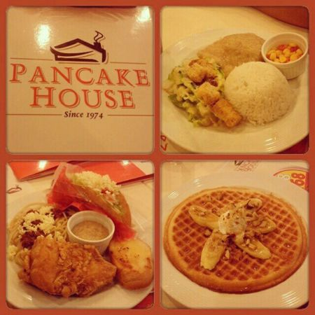 Dinnerdate Pancakehouse Lateupload Monthsarydate @japsgrande yummy foodtography foodgasm