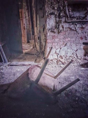 No People Wet Close-up Day Historic Urbex Lostplaces Bad Condition Abandoned Urbexphotography Chair Art Chair