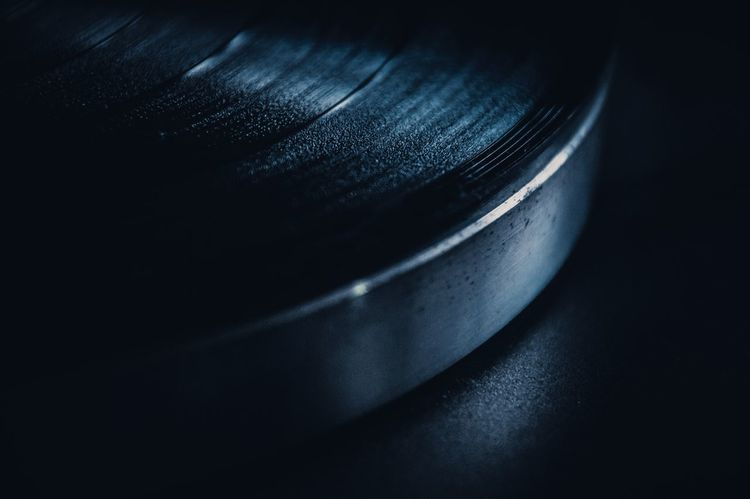 TakeoverMusic Black Color Close-up Music Records Music No People Roundtable Lieblingsteil Welcome To Black