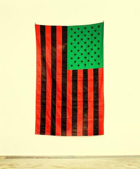 African American Flag.