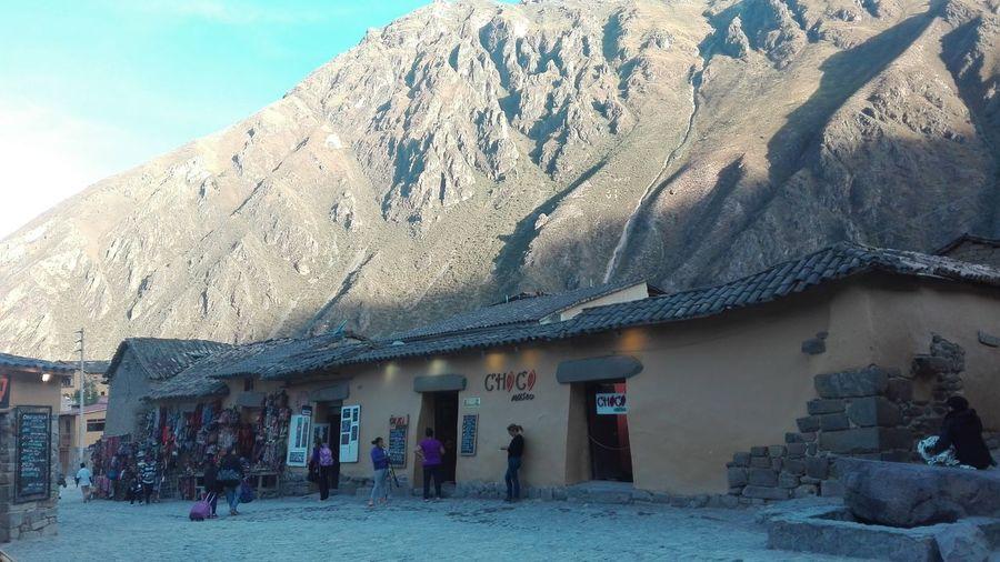 Ollantaytambo Pueblo