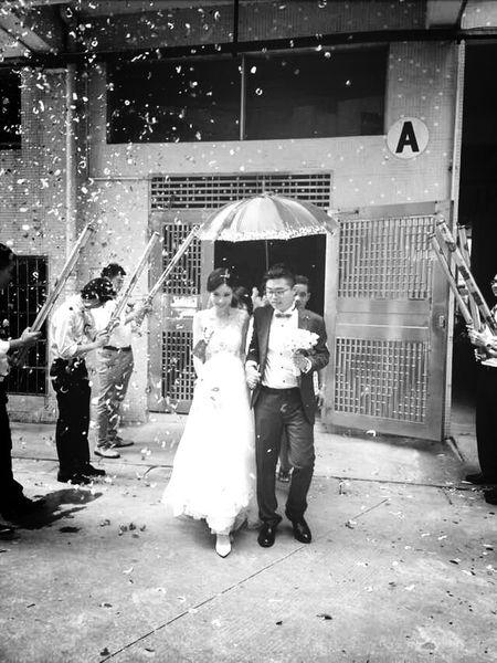 Blackandwhite Monochrome Wedding Best Friend