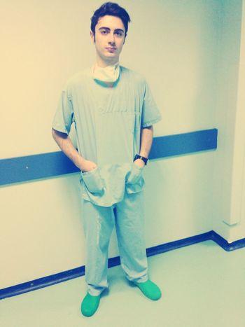 First Eyeem Photo Operation Hospital Staj Cerrahpaşa Istanbul