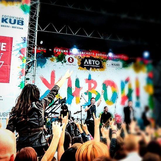 Всем рок фестиваль живой Rock festival pvrock ПлошадьВосстания