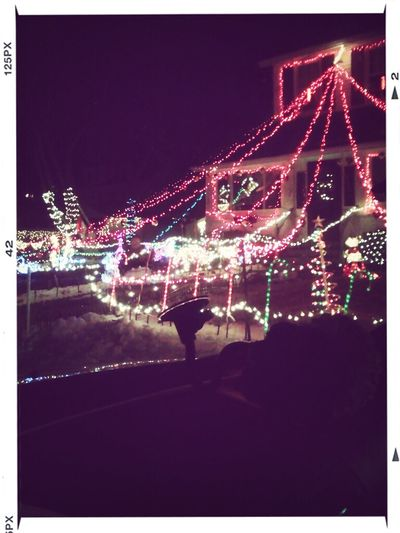 Awesome Xmas Lights!