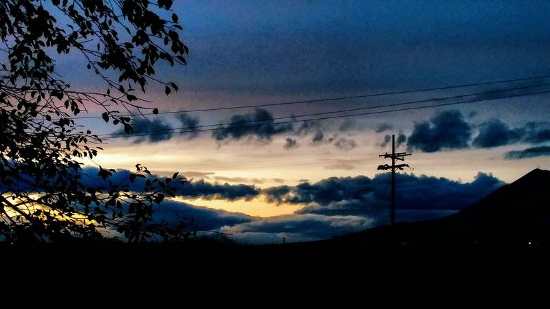 Enjoying Life Relaxing EyeEm Nature Lover Beaytifulview Outside Photography Capture The Moment Beauty Colors Landscape_photography Novemberthefirst Nightphotography Beautiful Nature Enjoying Life Amazing Look Clouds Sunset
