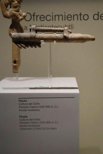 Flauta Mexico Museo De Historia Mexicana Monterrey City History Music