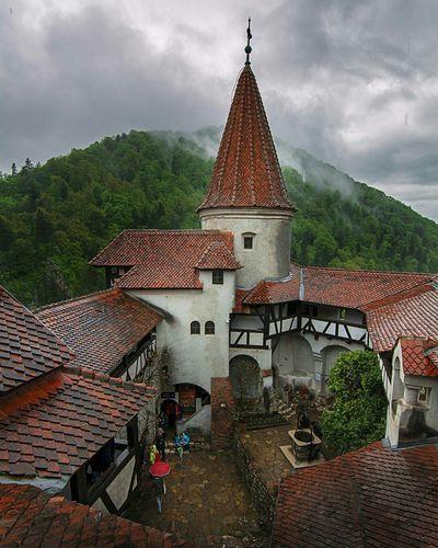 Dracula's castle