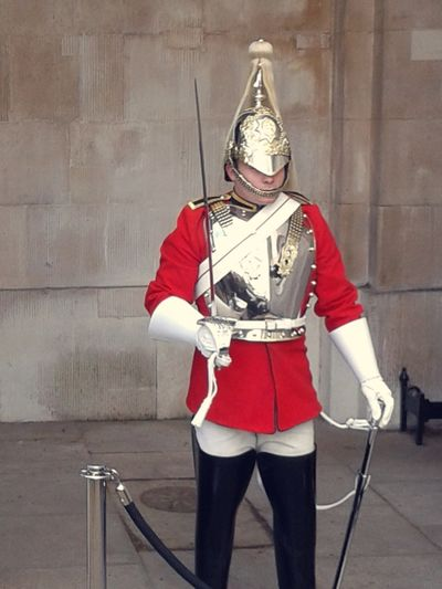 London Horse Parade Military Uniform History Uniform Standing Sword Adult Portrait EyEmNewHere EyeEm Selects EyeEmNewHere EyeEm LOST IN London