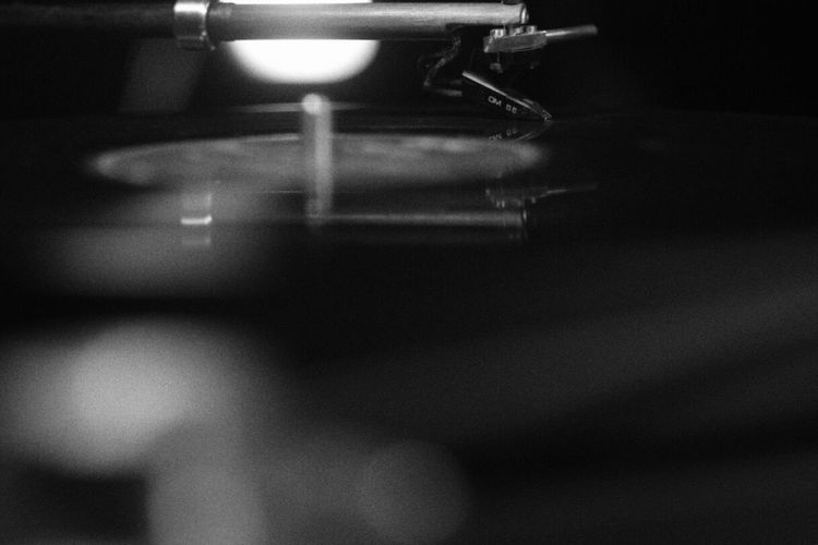 Turntable Music Stylus Ortofon Vinil Close-up