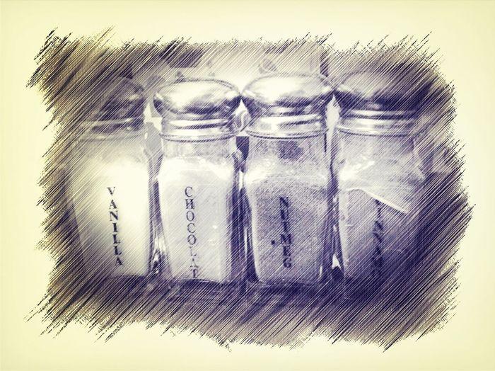 Starbucks condiments