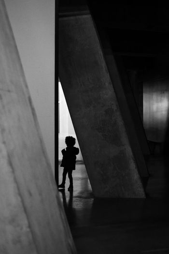 Untitled Malephotographerofthemonth Streetphotography Streetphoto_bw Street Photography Child Childs Silhouette Full Length Shadow Walking Architecture Built Structure