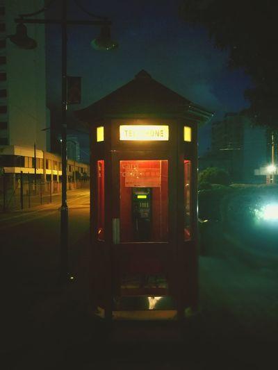 Night Telephone