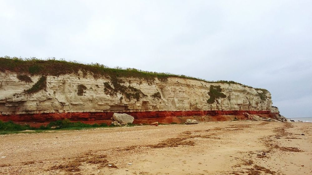 Landscape Beach Cliffs Red Cliffs Hunstanton Hunstanton Beach Natural Beauty Sandy Beach Beautiful Beach