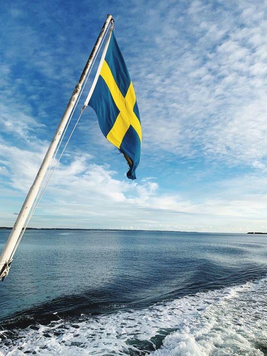 Sweden EyeEm Selects Sky Water Cloud - Sky Nature Horizon Over Water