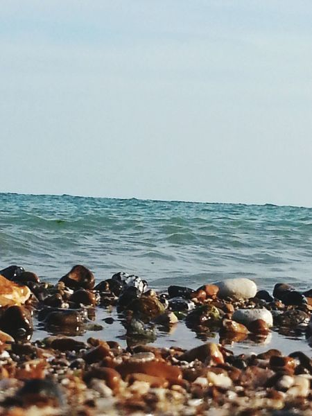 Enjoying The Sun Check This Out Pebbles The Sea Seaside