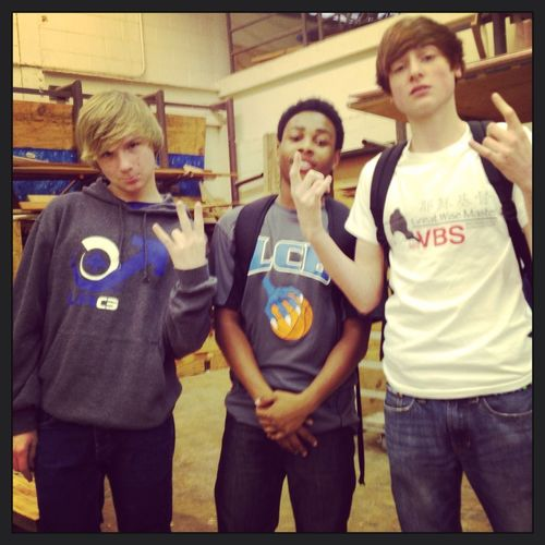 Me And My White Boys Haaaan