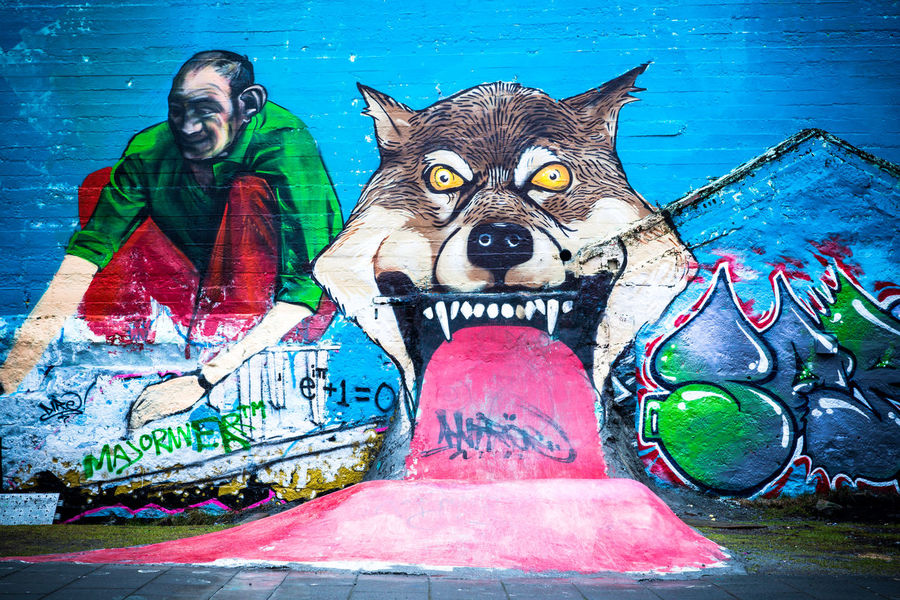 Graffiti At Reykjavik Skateboard Park Canvas Creativity Graffiti Iceland Painted Reykjavik Tags Wall Wall Art Blue Close Up Creative Day Decoration Drawrings Graffiti Art Graffiti Wall Multi Colored No People Outdoors Skate Board Park Skate Park Street Art Urban Urban Graffiti