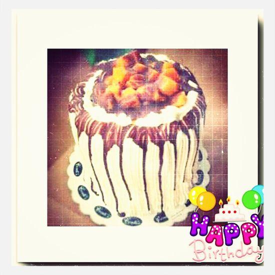 Heurax anniversaire ...thanks mi love ?❤ Contis Mangobravo Julyfourth