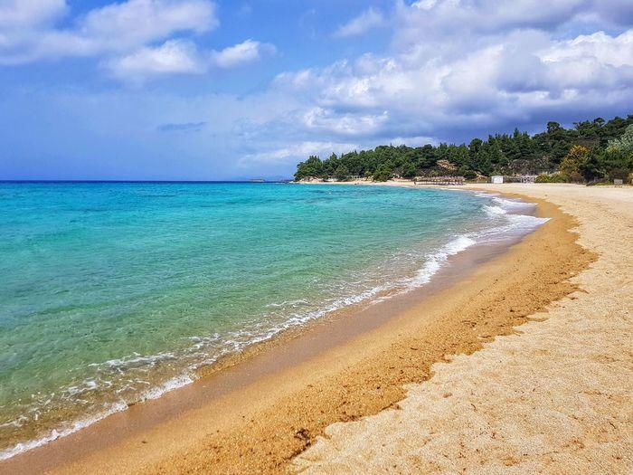 Kalogria beach
