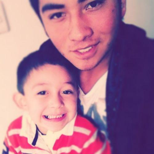 Samuel, I miss you so much.... I <3 U